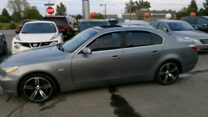 Its gotta go!!!  BMW 545I loaded
