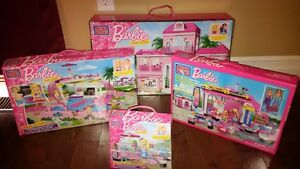 Mega Blocks Barbie