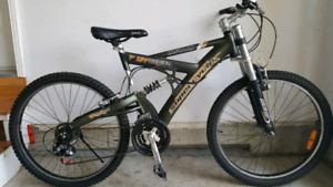 Hooligan Supercycle mountain bike