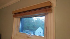 Blinds approx. 60""