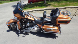 2008 Harley Davidson FLHTCU Limited Edition Ultra Classic