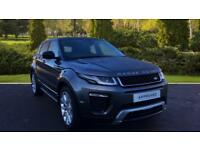 2017 Land Rover Range Rover Evoque 2.0 TD4 HSE Dynamic 5dr Manual Diesel 4x4