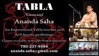 Tabla classes available in Ellerslie/Rutherford area