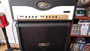 Guitar amp and cabinet