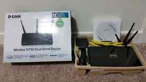 Wireless N750 Dual Band Router