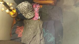 lot of plus size tops 2x