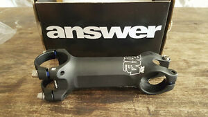 New and Unused: Mountain Bike Stem (ANSWER ATAC XCM)