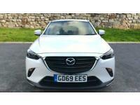 Mazda CX-3 2.0 Sport Nav + 5dr - Heated S Hatchback Petrol Manual