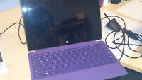 Surface Pro (1st Gen) with keyboard - 128 GB
