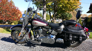 Harley Davidson Heritage Soft tail classic