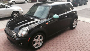 2010 Mini Cooper Low Mileage Winter Tires
