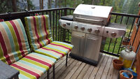 BBQ - barely used
