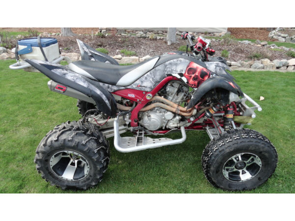 Used 2007 Yamaha Raptor 700 Special Edition