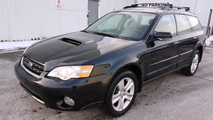 2005 Subaru outback Ltd 2.5 xt