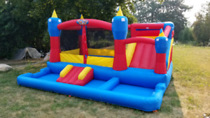 Bouncy Castle for rent.