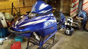 1999 Yamaha SX 600