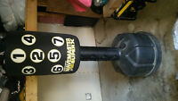 Century wavemaster super x punching bag