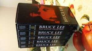 Coffret VHS Bruce Lee