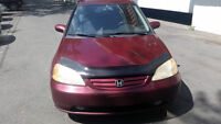 2003 HONDA CIVIC FULLY LOADED GST INCLUDED