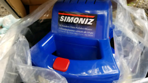 "Simoniz 10"" orbital buffer/polisher"