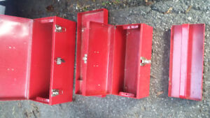 Old tool boxes n stuff.want gone..make an offer
