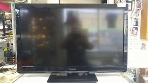 37 inch Panasonic LCD 1080p TV 25% off for our Electronics Sale!