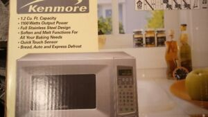 Stainless Unused Microwave for sale