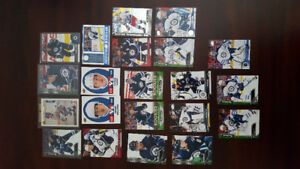 Winnipeg Jets Hockey Card Lot