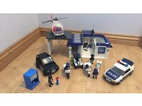 Playmobil Police & robber bundle