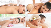RMT with insurance receipt   In-home massage therapy