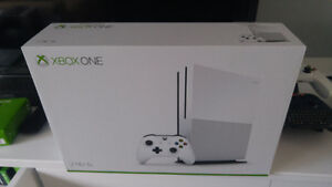 2Tb Xbox One S with accessories/games, trade for Nintendo Switch
