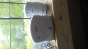 Saftey first baby monitor