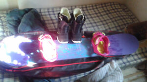 Women full set burton