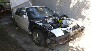 1991 Honda Prelude si 4ws Coupe (Project)