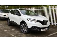 2017 Renault Kadjar 1.6 dCi Signature Nav 5dr with Manual Diesel Hatchback