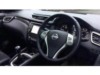 2017 Nissan Qashqai 1.5 dCi N-Vision 5dr Manual Diesel Hatchback