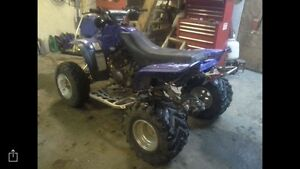 Part out ---> Yamaha Warrior350cc<---Part out Gatineau Ottawa / Gatineau Area image 1