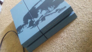 Mint Condition PS4 uncharted collecters edition
