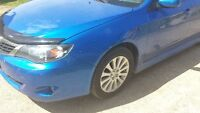 2008 Subaru Impreza Sport Hatchback , trades for quad?