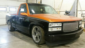 1990 GMC Shortbox