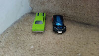 Hot wheels vintage cars (2) and operation game for sale!