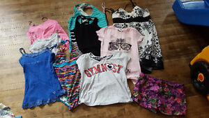 girls size 12 shirts Peterborough Peterborough Area image 1