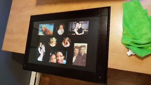 Desk top picture frame
