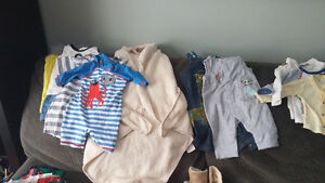 Boys assorted clothing 0-6 months London Ontario image 5