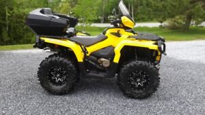 2013 XT OUTLANDER 500 FOR SALE!