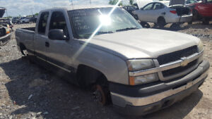 2005 SILVERADO.. JUST IN FOR PARTS AT PIC N SAVE! WELLAND