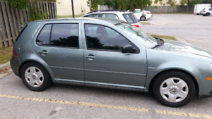 2009 volkswagon city golf ..3995.00  safetied and etested