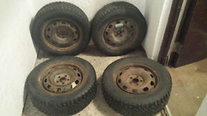 205 60 15 studded winter tires