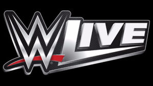 A Pair Of Hard Copy WWE Live Wrestling Tickets