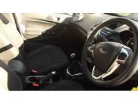 2015 Ford Fiesta TITANIUM 1.0T ECOBOOST 100PS 5DR Manual Hatchback Petrol Manual